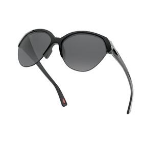 Oakley Trailing Point Zonnebril Dames, zwart/grijs